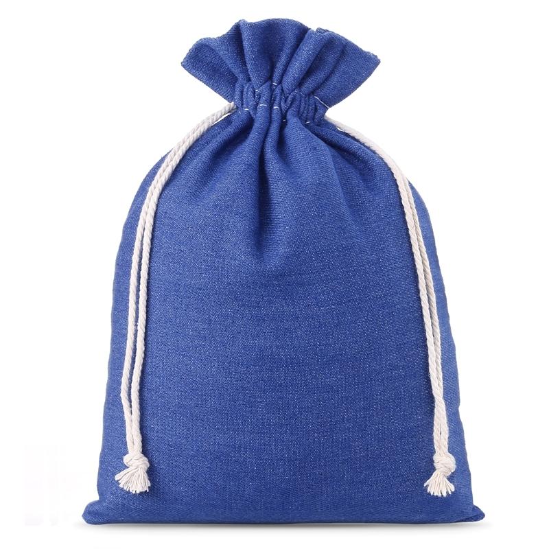 1 uds. Bolsa de jeans 26 x 35 cm - azul
