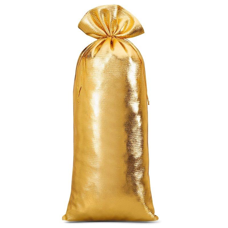 1 uds. Bolsa metálico 16 x 37 cm - dorado