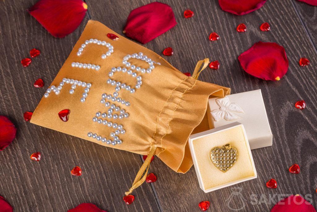 Bolsas de San Valentin