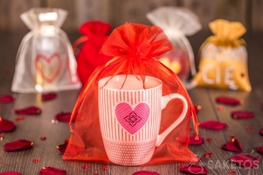 Bolsas de San Valentin DIY
