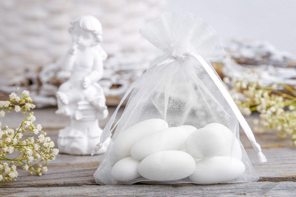 Embalaje decorativo para comunión