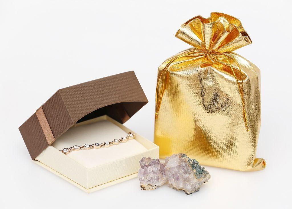 Almacenamiento de joyas