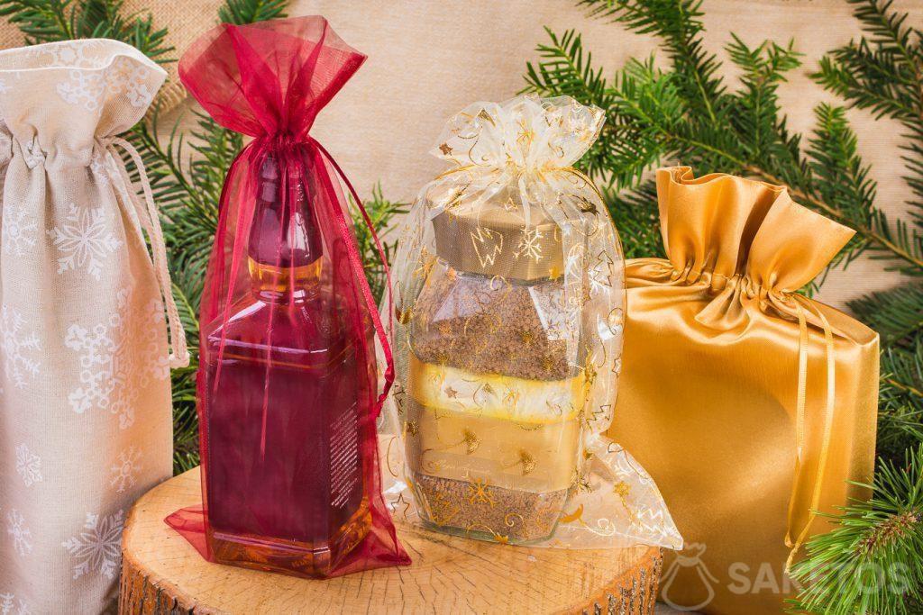¡Gracias a las bolsas cada regalo llama mucho más la atención!