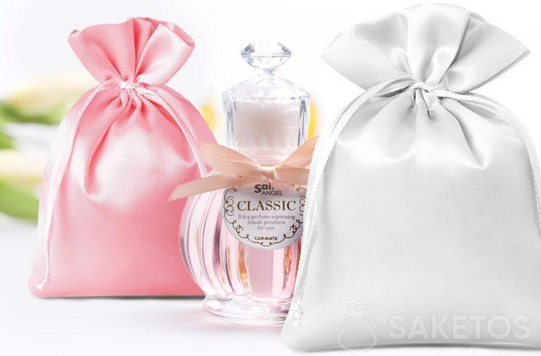 Bolsas de regalo para perfumes