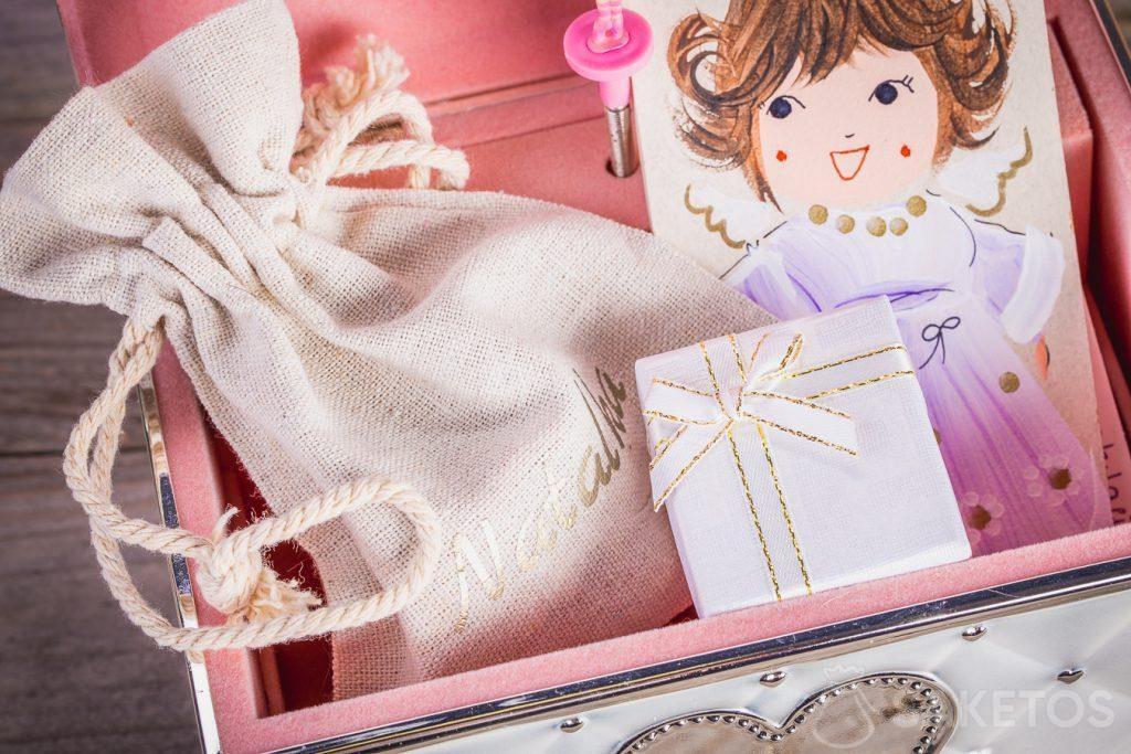 Bolsa para joyería se adapta perfectamente al estilo de cualquier interior.