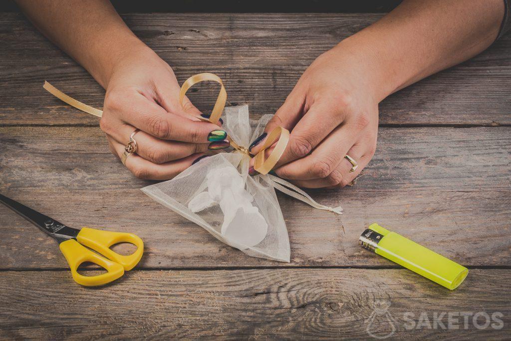 Creando bucles al atar un lazo: paso 6