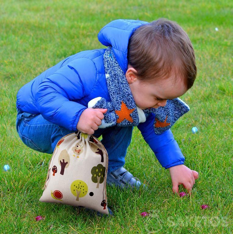 Diversión de Pascua para niños -Hunt Hunt