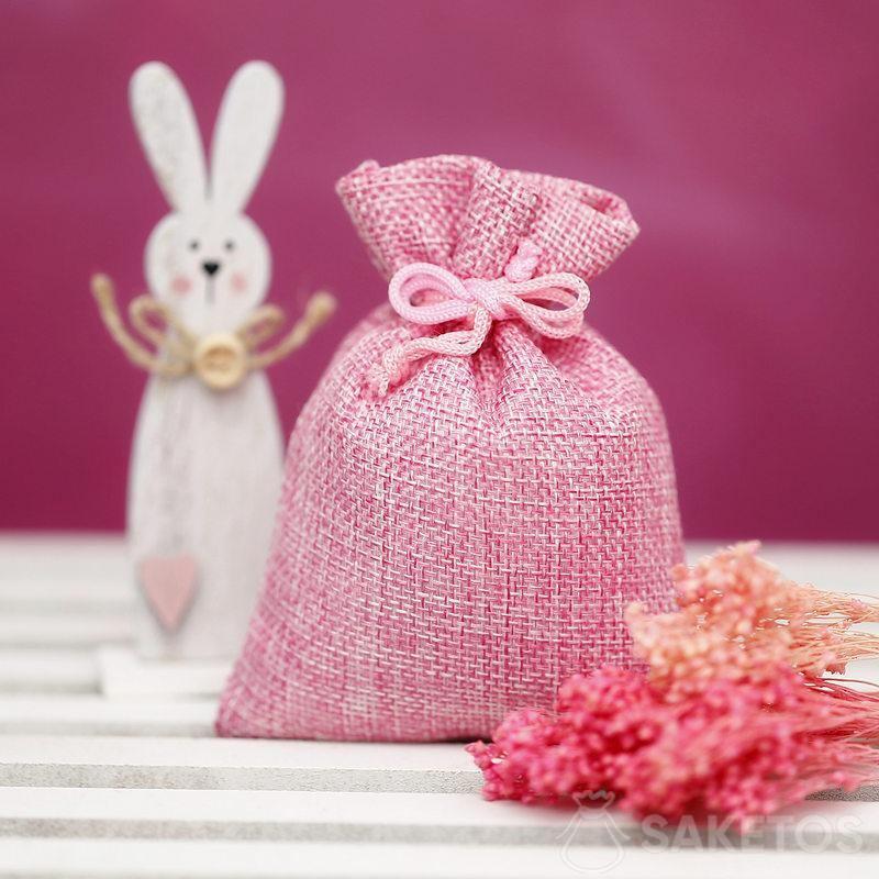 Bolsas de material para crear decoraciones para Semana Santa
